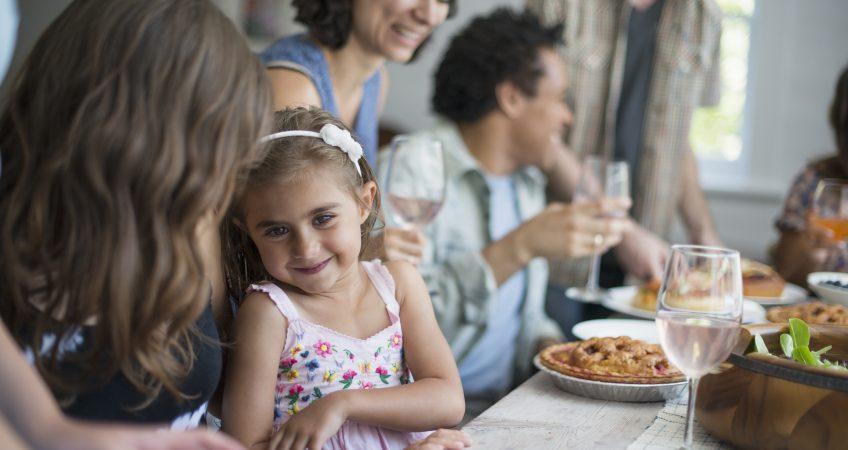 جلنار-فوائد التجمعات العائلية